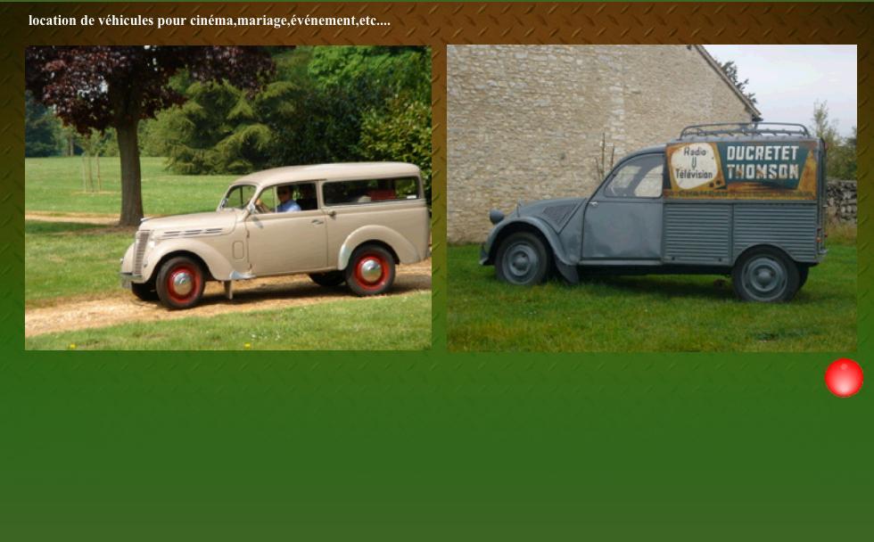 Location 1 bernard afchain restauration location vente for Garage restauration voiture ancienne nord